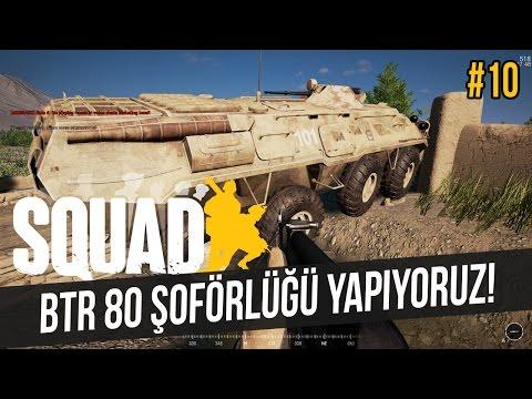 SQUAD Alpha 8.9 - BTR 80 Zırhlı Personel Taşıyıcı Araç Şoförlüğü #10