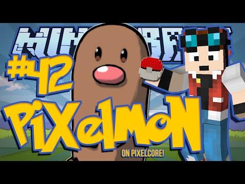 Minecraft | DIGLETT'S MAKEOVER | Pixelmon Mod w/DanTDM #42