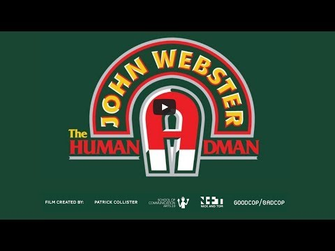 John Webster: The Human Ad Man (Official Documentary Film)