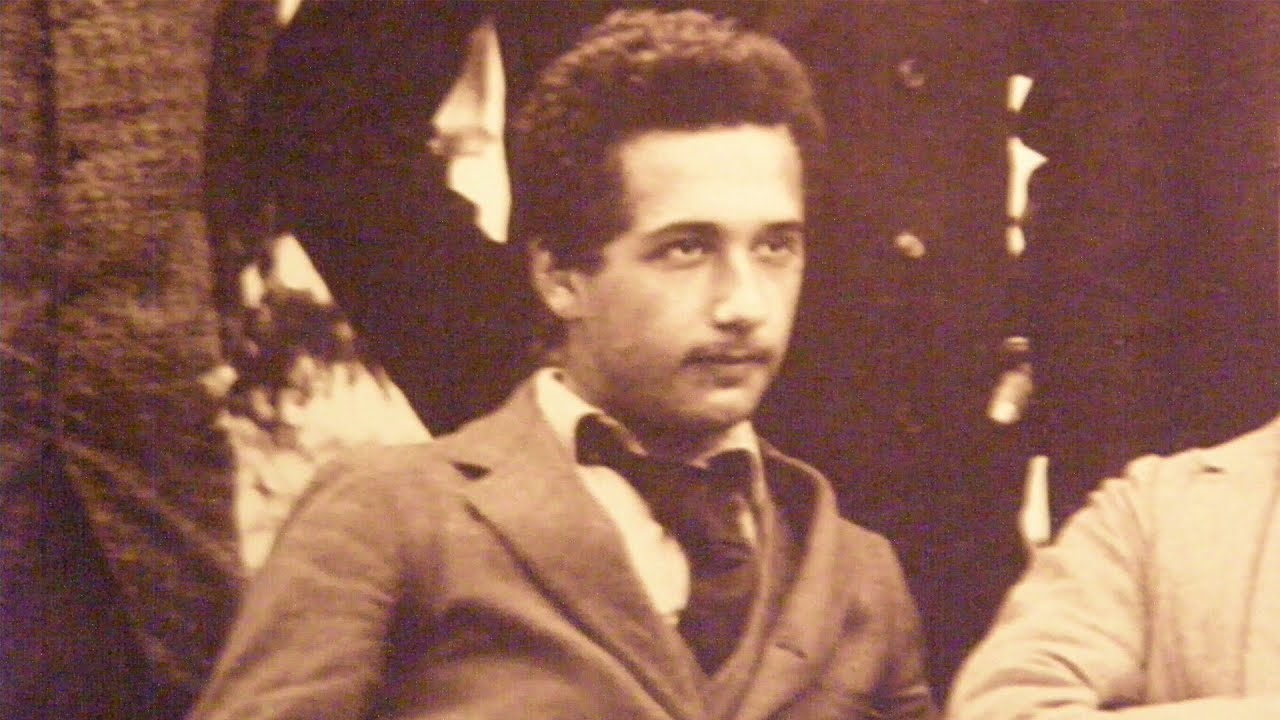 Young Einstein And His