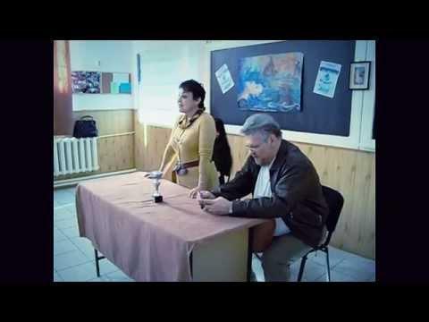 """Simpozionul International """"Apa, un miracol"""", editia a V-a *** Coord. Prof. Dinu Serenella"""