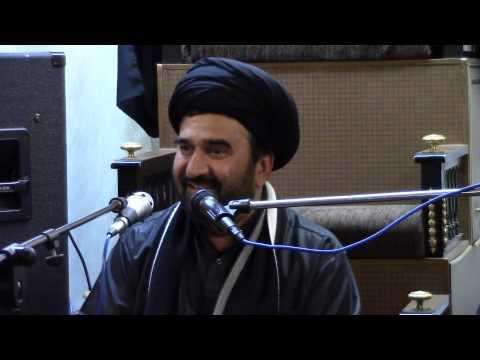 majlis shahadat Imam Musa Kazim A,S, read by molana Sibtain Kazmi Anjuman E Haideria 24/5/14