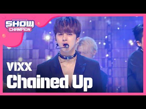 (ShowChampion EP.166) VIXX - Chained Up (빅스-사슬)