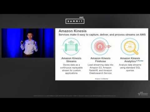 AWS Summit Series 2016 | Santa Clara - Streaming Data Processing with Amazon Kinesis