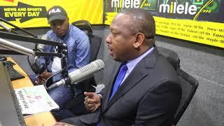 Nairobi Governor Hon. Mike Sonko in studio Part 1