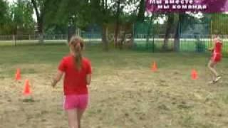 видеозапись урока физкультуры. Коптев Ю.Н.mpg