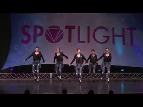 Best Tap // JUST DANCE - Imagine Dance Project [St. Louis 2, MO]