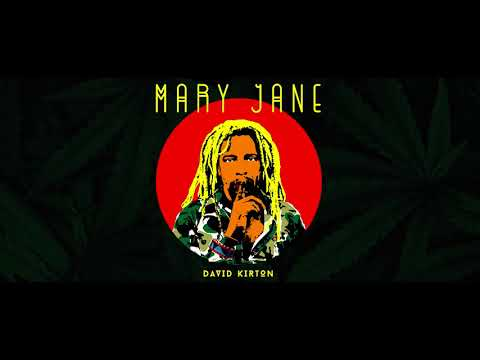 MARY JANE Official Lyric Video, New Reggae