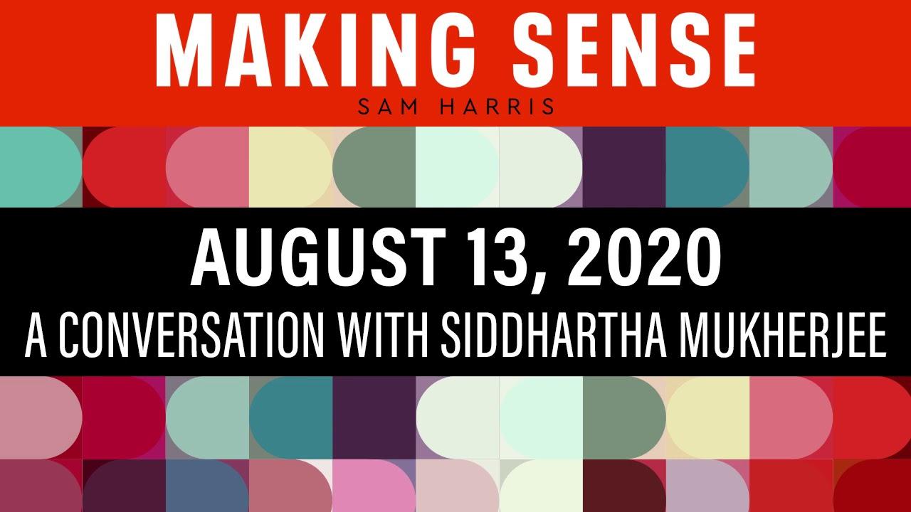 #214 - A Conversation with Siddhartha Mukherjee (AUGUST 13, 2020)