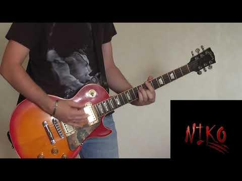 Slash & Myles Kennedy – Driving Rain (guitar cover)