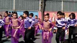 Gambar cover Anadolu ateşi 23 Nisan ana okul öğrencileri
