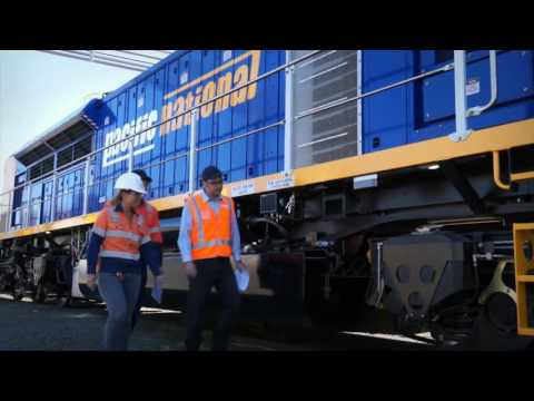 Downer Newport Railyard, Victoria - A centre for rail service excellence