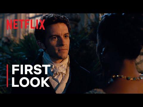 Bridgerton   TUDUM: First Look at Season 2   Netflix