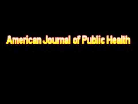 What Is The Definition Of American Journal Of Public Health Medical Dictionary Free Online