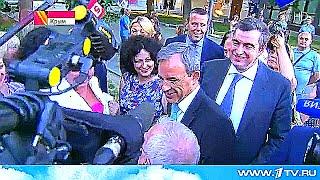Увидеть Крым и рассказать — французские депутаты делятся впечатлениями о визите.