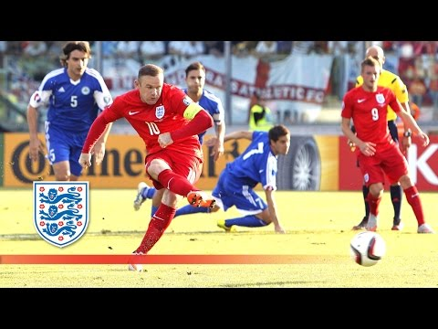 San Marino 0-6 England (Euro16Q) | Goals & Highlights