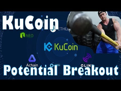 KuCoin - Potential  Break Out Coins