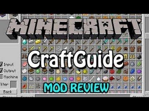 craftguide 1.7.10