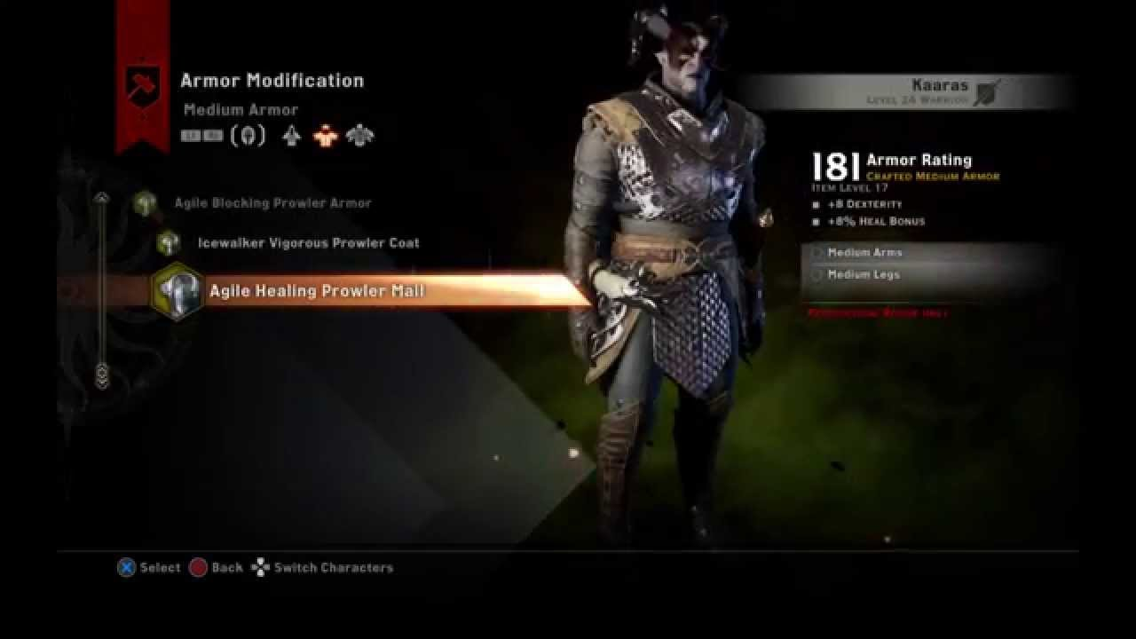 Endgame Qunari Inquisitor Armors Dragon Age Inquisition Youtube Dragon age (video games) rating: endgame qunari inquisitor armors dragon age inquisition