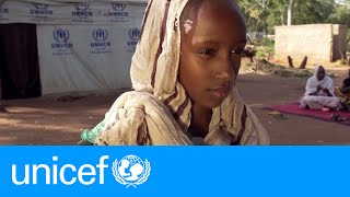 Fleeing Central African Republic: Assia's Story | UNICEF