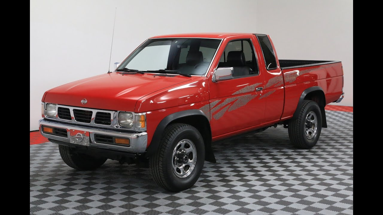 Nissan Pickup 1995 Sell Used 1995 Nissan Pickup Xe