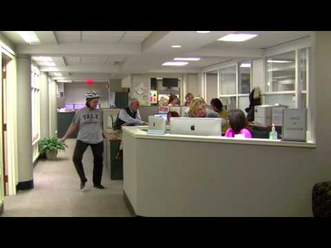 Staff/Faculty Harlem Shake Prank Video - Yale Second Year Show 2013