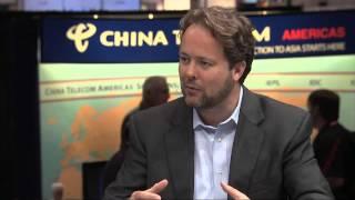 Plantronics Cisco Live Joe Burton and Snorre Kjesbu Interview