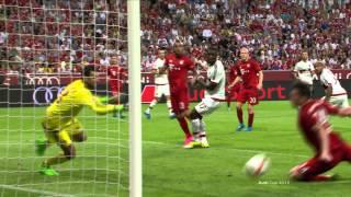 Bayern München lässt dem AC Mailand keine Chance