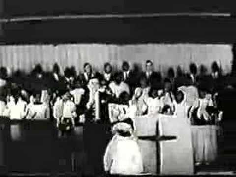 Glory Glory / Fly Away - Gene Martin & Philadelphia Choir