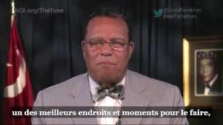 Ministre Louis Farrakhan sur la mort du petit fils de Malcolm X, Malcolm Shabazz.