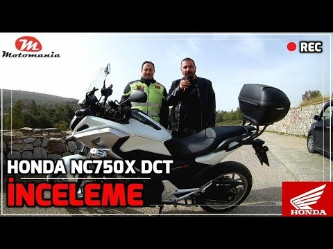 honda nc 750x dct nceleme youtube. Black Bedroom Furniture Sets. Home Design Ideas