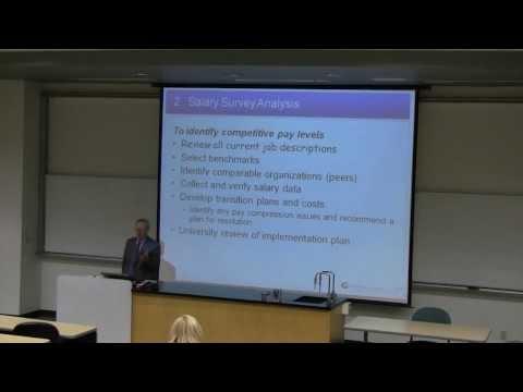 Compensation Study Process Presentation