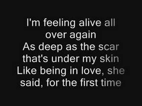 Lifehouse - First Time (w/ lyrics)