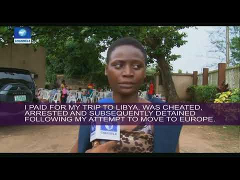 Edo Govt Receives 169 Nigerians Deported From Libya