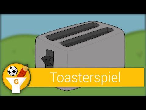 Toasterspiel - Gruppenspiel