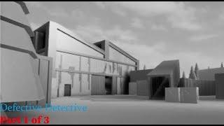 ROBLOX Defekter Detektiv | Teil 1 / 3