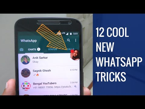 12 Cool New WhatsApp Tricks That You Should Know 2017