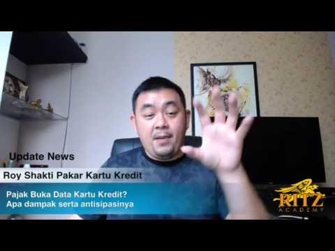 Pajak Membuka Kembali Data Kartu Kredit 2017