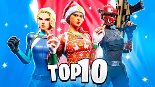 Ranking The TOP 10 BËST 1V1ERS In Fortnite... (Ft. Sway, Clix, Physics)