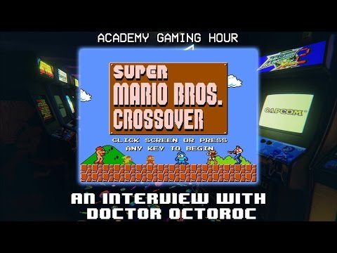 Academy Gaming Hour w/ Doctor Octoroc (Super Mario Bros. Crossover)