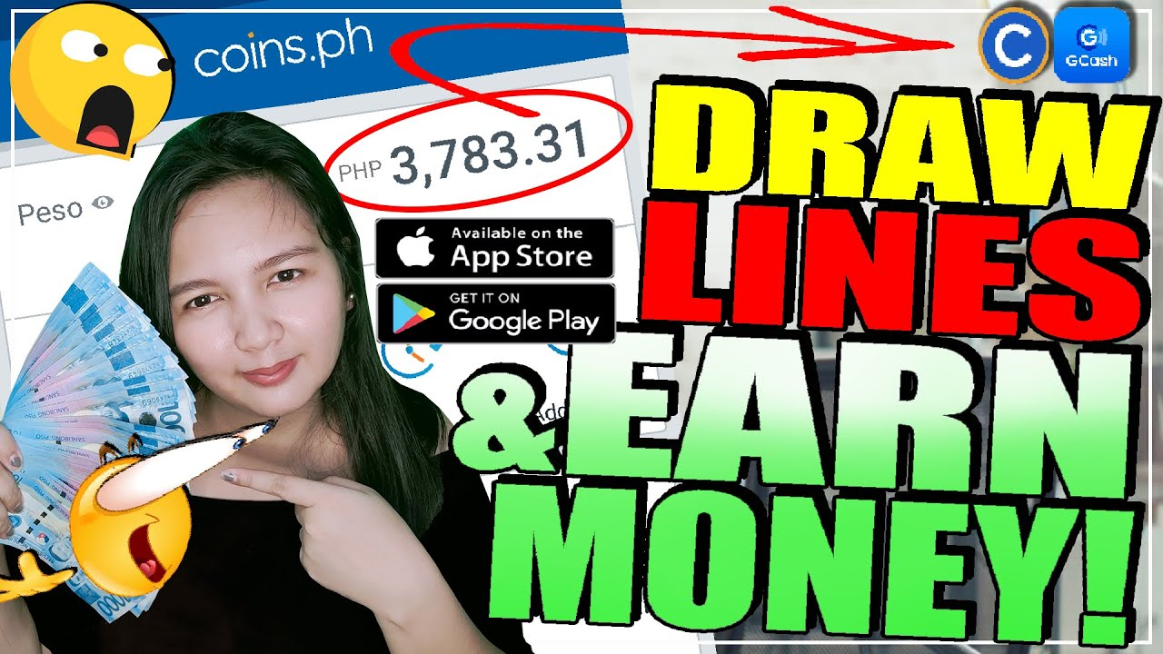 NEW AND LEGIT PAYING APP | JUST DRAW LINES USING YOUR PHONE | EASY AND FREE! | 800 PESOS +GIVEAWAYS
