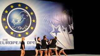Открытый чемпионат Европы по черлидингу 2012.Видео 6(, 2012-11-11T16:31:56.000Z)