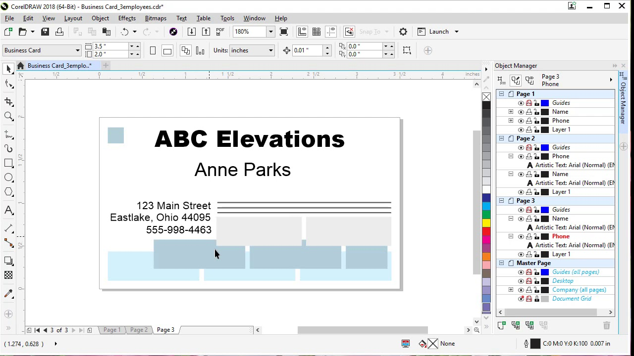 Working With Layers In Coreldraw Youtube