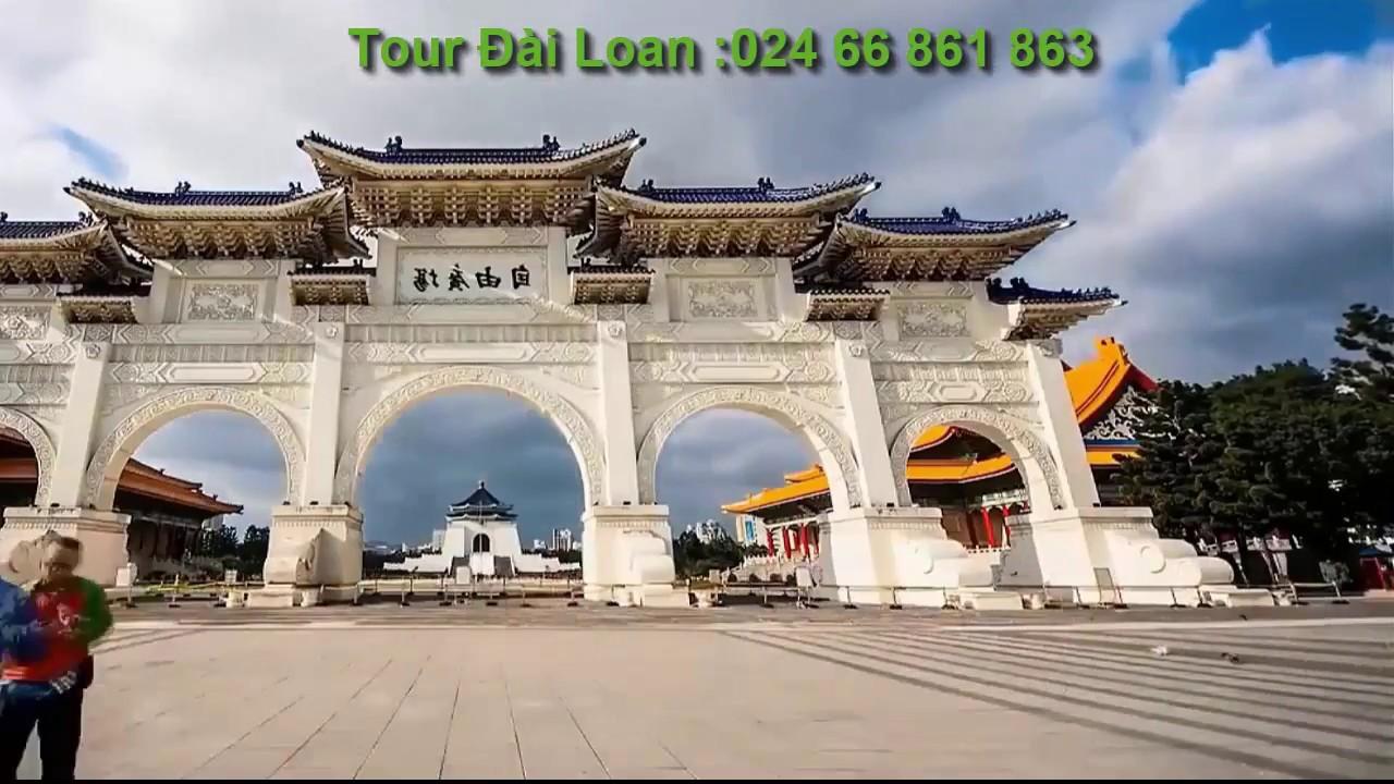 Tour Đài Loan Tết 2020, Du lịch Đài loan tết âm lịch, tour đài loan 5 ngày 4 Đêm