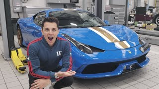 My New Supercar Is On It's Way!