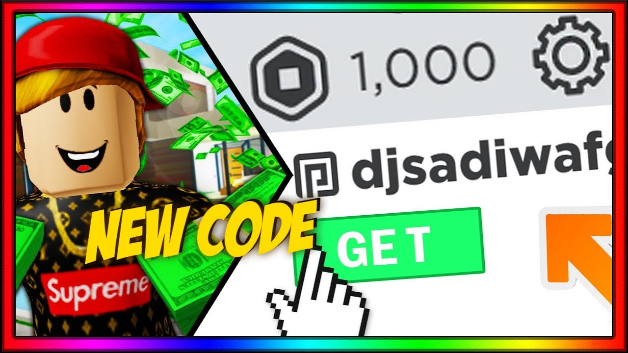 Free Code Robux 2018 Auguste New Robux Promo Code Gives Free Robux August 2020 Youtube