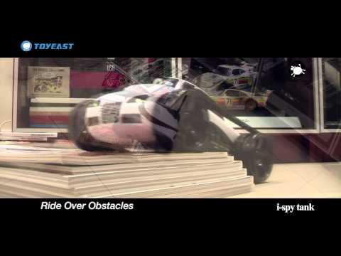 HappyCow - i-Spy Tank