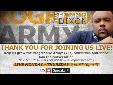 Live! Guest Michael Brooks,Daily Beast Attacks Jill Stein, Ben's Words on Joe Walsh,News & Politics!
