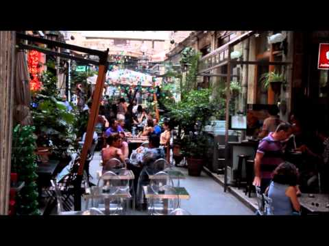 ISTANBUL TOUR   BEYOGLU- Canon 60D video