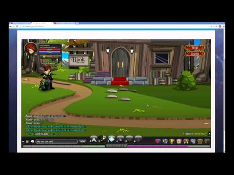 Onclax v3 (Aqworlds private server)